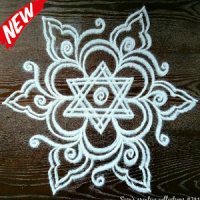 Easy Rangoli And Mehndi Designs - 2018