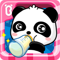 Baby Panda Sorge