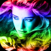 Фотоэффекты Цветной Фильтр