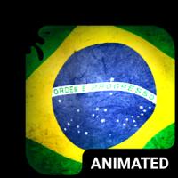 Brasilien Animated Keyboard