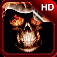 Skulls Live Wallpaper HD