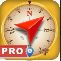 Compass Map Pro