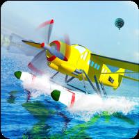 Sea Pilot Flight Simulator 3D: Flying Plane Stunts