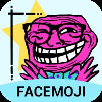 Rage Comic Emoji Sticker