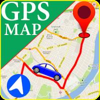 GPS Offline Navigation & Live Satellite Earth Map