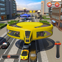 Gyroscopic Bus Driving Simulator
