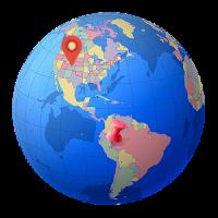 Offline World Map HD