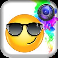Photo Editor Emoji Sticker Smiley Photo Studio