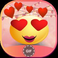 Love Emoji GIF