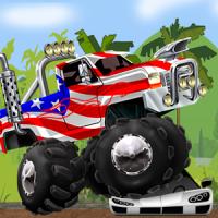 American Monster Truck