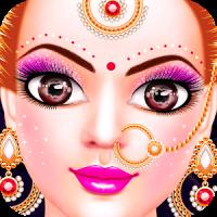 Royal Indian Doll Wedding Salon : Marriage Rituals