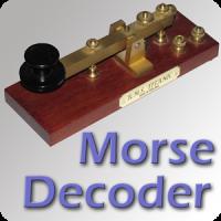 Morse Decoder for Ham Radio