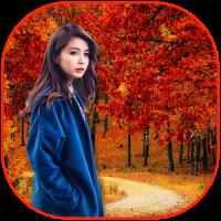 Autumn Photo Frame Dual