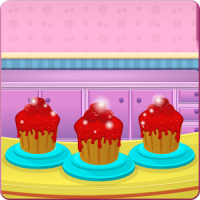 Mini Cheesecakes Cooking