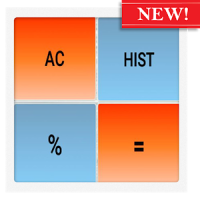 Calculator with History memory & GST Calculation