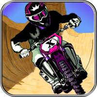 Real Bike Stunts Trial Bike Racing 3D game