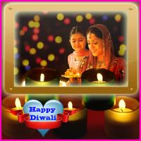 Happy Diwali Photo Frames
