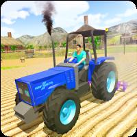 Farm Tractor Machine Simulator