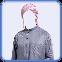 Arab Men Photo Suit