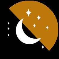 Dim Night Mode Screen