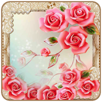 Pink Roses Theme Classic