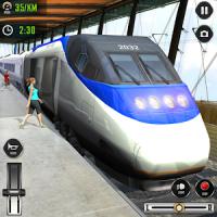 Train Driving Simulator 2020