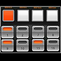 Electrum Drum Machine