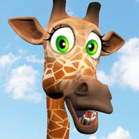 George die sprechende Giraffe