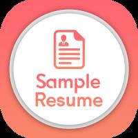 Free Sample Resumes - Resume Templates PDF format