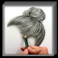 Drawing Realistic Hair