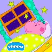 De boa noite Hippo Pepa