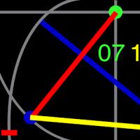 ExZentric 시계 라이브 월페이퍼