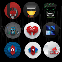 The Mixture Icon Pack