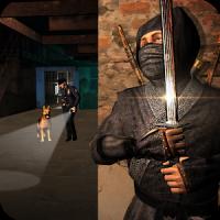 Ninja Assassin Prison Escape