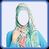 Hijab Women Photo Suit