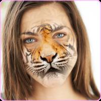 Animal Face Change
