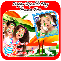 Happy Republic Day Frames Free