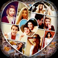 1000+ Photo Shape Collage Mixer
