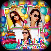 Birthday Photo Collage Maker