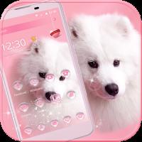 Puppy Dog Theme pink pet