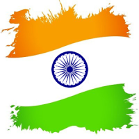 Indian Animated Flag Wallpaper