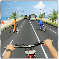 Bicycle Quad Stunt Racing 3D