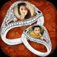 Lovely Ring Photo Frames