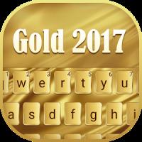 Golden Silk 2017 Keyboard Theme