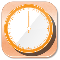 Simple Analog Clock Widget