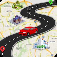GPS Navigation & Route Finder