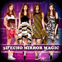 3D Echo Mirror Magic Editor : Collage Photo Editor
