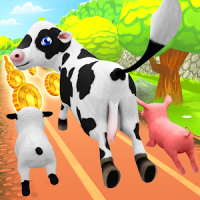 Pets Runner Game