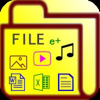 File Manager e+, File Explorer