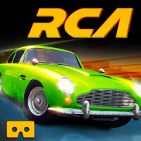 VR Car Race -Real Classic Auto Traffic Race
